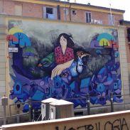 graffito, arte di strada