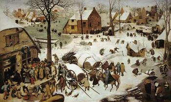 pittori fiamminghi, Brueghel
