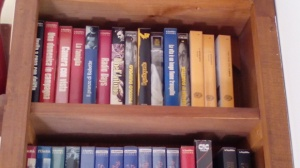 vhs, supporto stabile