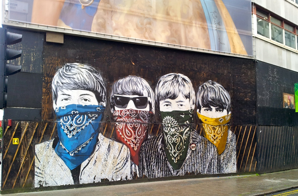 Street Art aLondra