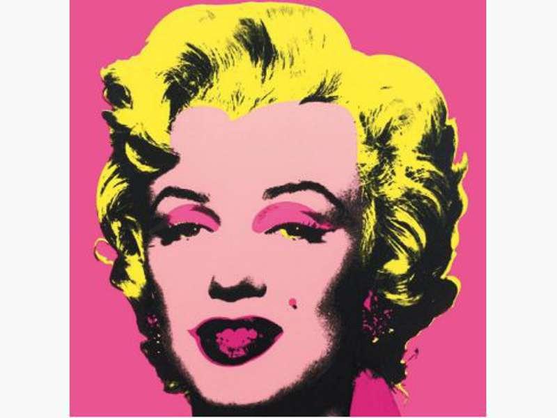 """Mostra """"Andy Warhol"""" a Bologna fino al 15 dicembre2015"""