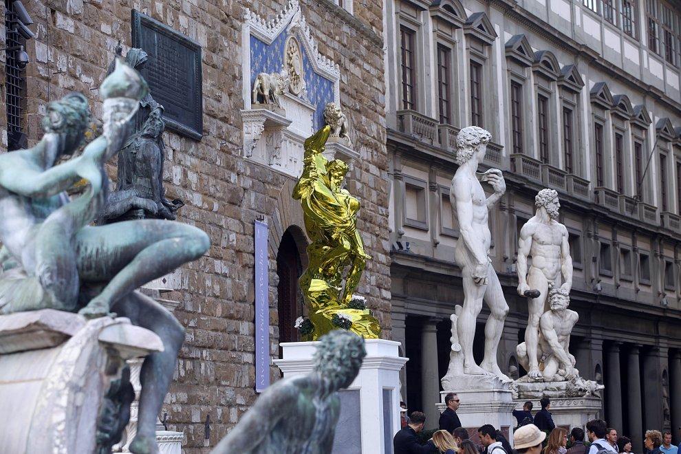 Firenze e Jeff Koons, o la paura delmoderno