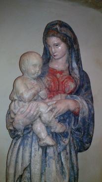 maternità, scultura