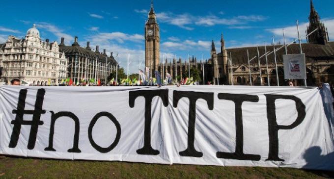 Ttip: il trattato che sacrifica lademocrazia