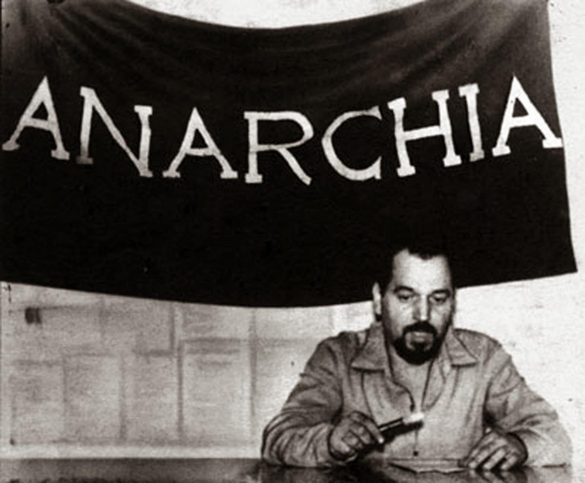 ANNIVERSARIO DELLA MORTE DI UNANARCHICO