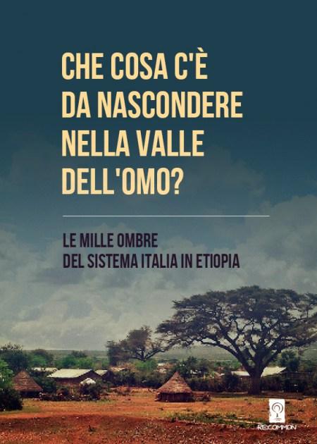 LE MILLE OMBRE DEL SISTEMA ITALIA INETIOPIA