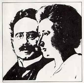 L'ANNIVERSARIO DELL'UCCISIONE DI ROSA LUXEMBURG E KARL LIEBKNECHT NEL 1919 INGERMANIA