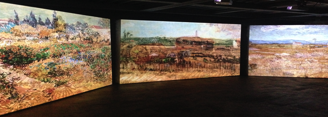 """""""Van Gogh – Alive"""", viaggio nella vita e nei colori del genioolandese"""