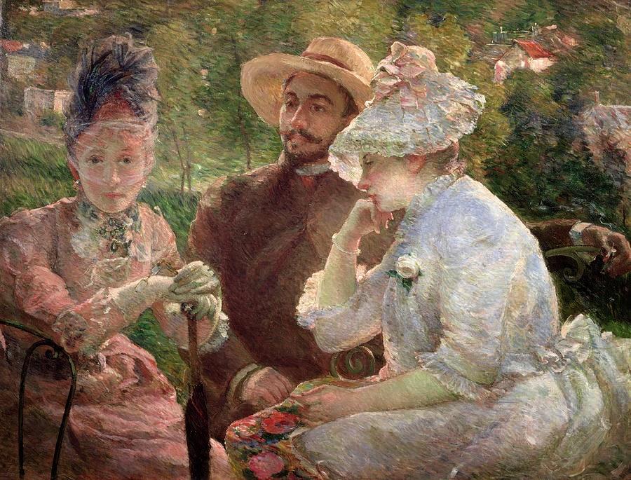 grande-dame dell'impressionismo