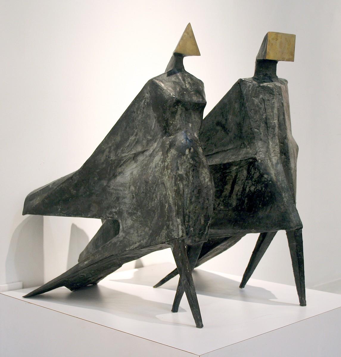 I grandi dell'arte – Scultura – Le astrazioni geometriche di LynnChadwick