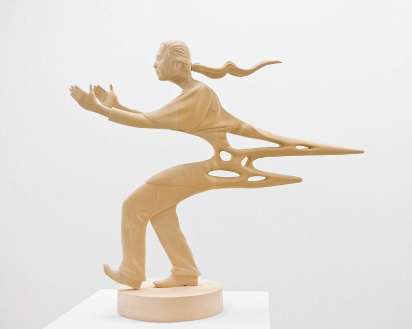 Arte e curiosità – Scultura – I corpi distorti di PaulKaptein