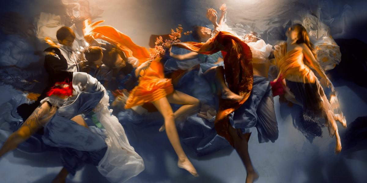 Christy Lee Rogers e le fotografie subacquee che sembrano dipintibarocchi