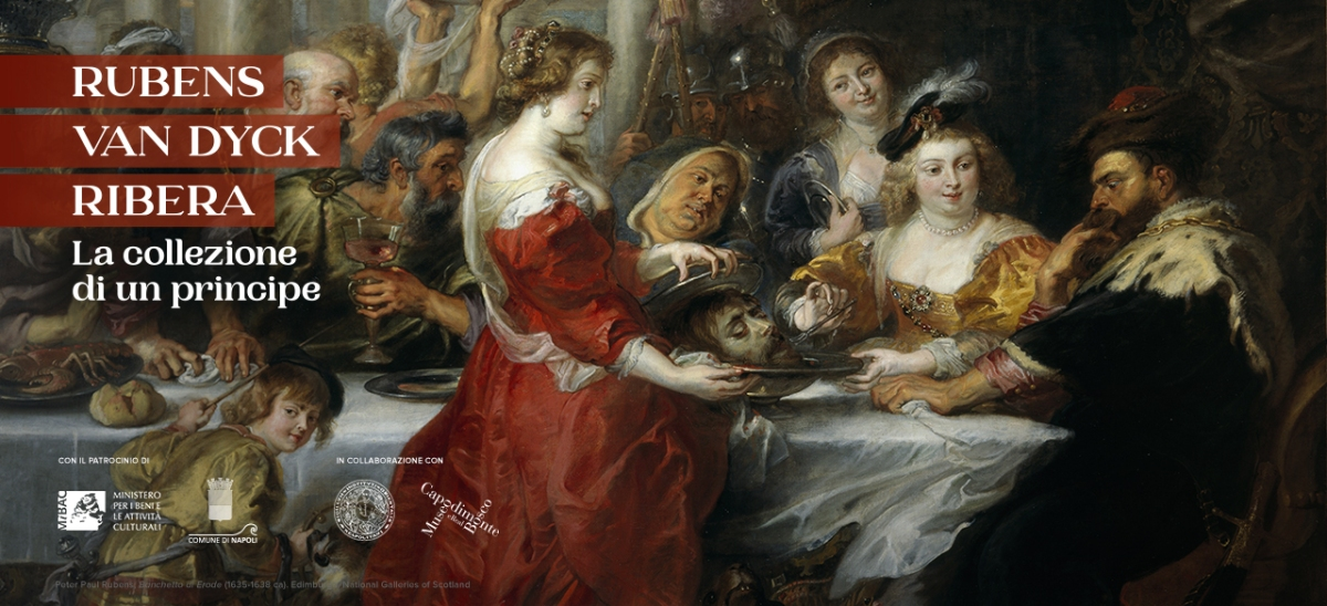 Rubens, Van Dyck, Ribera. La collezione di unprincipe